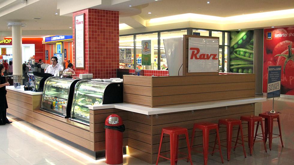 Takeaway Food Shop
