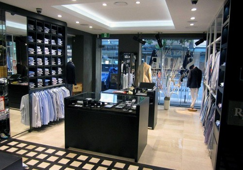 Men's Clothing Store