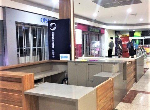 Customer Care Kiosk